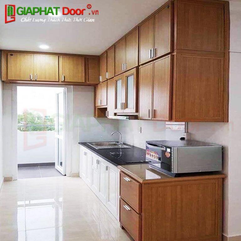 Cửa gỗ Laminate dành cho chung cư cao cấp